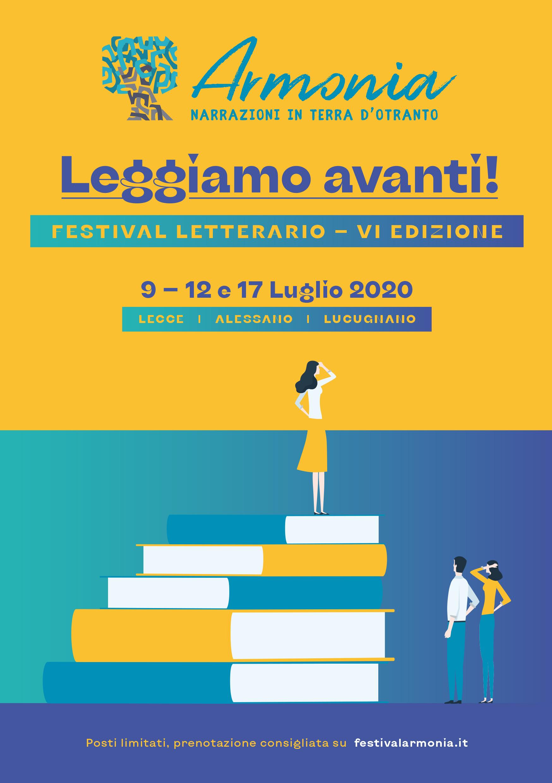 Locandina Festival Armonia 2020